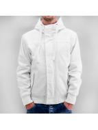Cipo & Baxx Manteau hiver Basic blanc