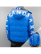 Cipo & Baxx Manteau hiver Winter bleu