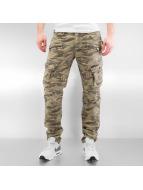 Cipo & Baxx Pantalone Cargo Army mimetico