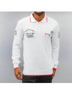 Cipo & Baxx Pullover Transformed blanc