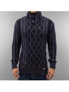 Cipo & Baxx Pullover Dave bleu
