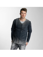 Cipo & Baxx Pullover Hauganes grau