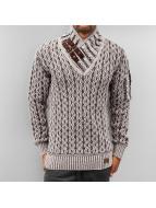 Cipo & Baxx Pullover Kai gris