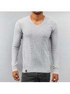 Cipo & Baxx Pullover Paul gris