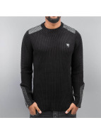 Cipo & Baxx Pullover Mike noir