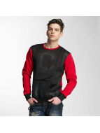 Cipo & Baxx Pullover Niam rot