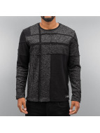 Cipo & Baxx Pullover Harro schwarz