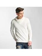 Cipo & Baxx Pullover Soel weiß