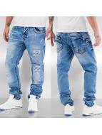 Cipo & Baxx Rovné Thick Seams modrá