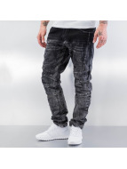 Cipo & Baxx Slim Washed gris