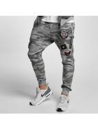 Cipo & Baxx Spodnie do joggingu Accra szary