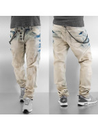 Cipo & Baxx Straight fit jeans London beige