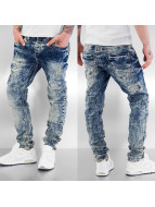 Cipo & Baxx Straight Fit Jeans Acid blå