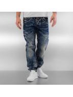 Cipo & Baxx Straight Fit Jeans Jari blå
