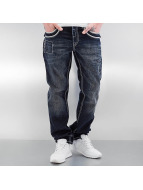 Cipo & Baxx Straight Fit Jeans Blackpool blå