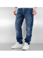 Cipo & Baxx Straight Fit Jeans Oldham blå