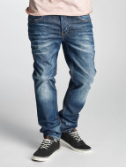 Cipo & Baxx Straight Fit Jeans Engels blå