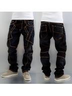 Cipo & Baxx Straight Fit Jeans Raze blau