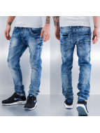 Cipo & Baxx Straight Fit Jeans Lenny blau