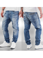 Cipo & Baxx Straight Fit Jeans Ole blau