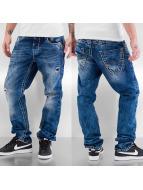 Cipo & Baxx Straight Fit Jeans Ryan blau