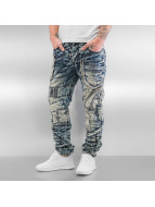 Cipo & Baxx Straight fit jeans Denim blauw