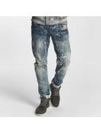 Cipo & Baxx Straight fit jeans Kian blauw