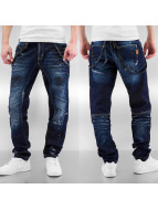 Cipo & Baxx Straight Fit Jeans Nankin blue