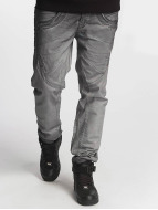 Cipo & Baxx Straight Fit Jeans Straight Fit grey