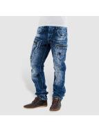 Cipo & Baxx Straight Fit Jeans Santo mavi
