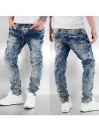 Cipo & Baxx Straight Fit Jeans Acid mavi