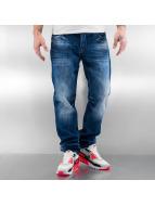 Cipo & Baxx Straight Fit Jeans Chuck mavi