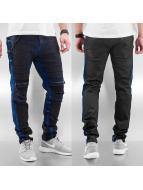Cipo & Baxx Straight fit jeans Haru zwart