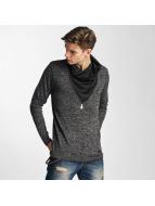 Cipo & Baxx Swetry Damba czarny