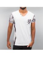 Cipo & Baxx T-Shirt Mato blanc
