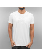 Cipo & Baxx T-Shirt Mystery blanc
