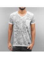 Cipo & Baxx T-shirt Taree grå