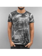 Cipo & Baxx T-shirt Burnie grå