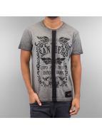 Cipo & Baxx T-Shirt Leif grau