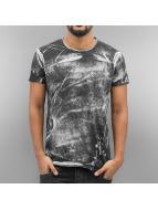 Cipo & Baxx T-Shirt Burnie grau
