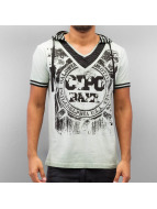 Cipo & Baxx t-shirt Drago groen
