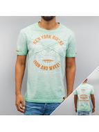 Cipo & Baxx T-Shirt Fly grün