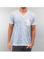 Cipo & Baxx T-Shirt Aztec indigo
