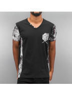 Cipo & Baxx T-Shirt Mato schwarz