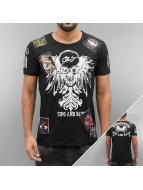 Cipo & Baxx T-Shirt Renegade schwarz