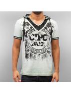 Cipo & Baxx T-Shirt Drago vert