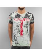 Cipo & Baxx T-Shirt Wildbeauty vert
