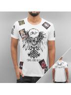 Cipo & Baxx T-Shirt Renegade weiß