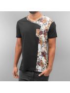 Cipo & Baxx t-shirt Vivan zwart