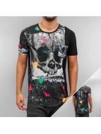 Cipo & Baxx t-shirt Ghost II zwart